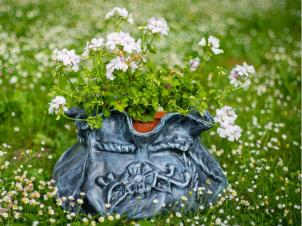 Flower pots BAG