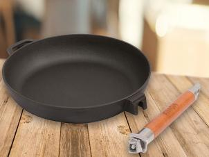 Cast Iron Pan Ø 26 cm BIOL