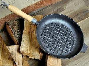 Cast Iron Pan Ø 23 cm GRATE