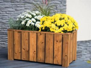 Large flower-box