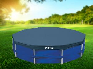 Round pool cover Ø 305cm