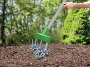 GARDEN CULTIVATORS and AERATORS
