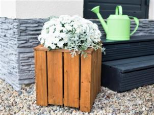 Small flower-box