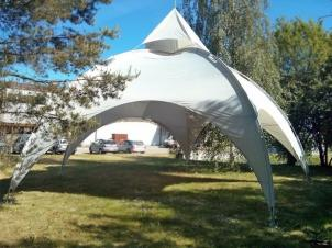 Dome Tent ARCH SPIDER 3x3 m