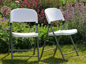 Folding chairs DECO SET | 4 pcs