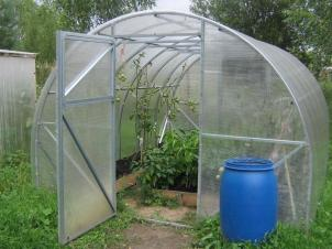 Greenhouses STRONG