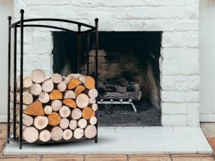 Firewood Rack Berry