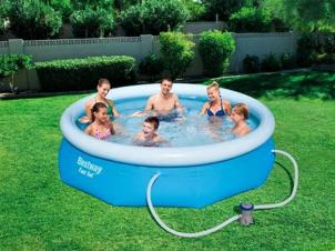 Bestway Swimming Pool Ø 305 cm
