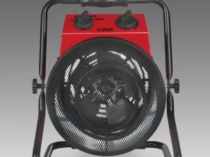 Heater with thermostat EK3000R-2