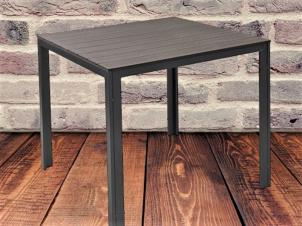 Square table WOOD 78x78 cm