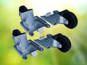 Removable wheels SET 4 pcs