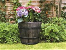 Flower pots POLKA M