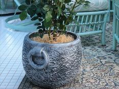 Flower pots STONE S