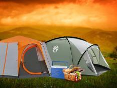 Палатки COLEMAN Elite