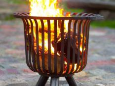 Fire Pit Verona