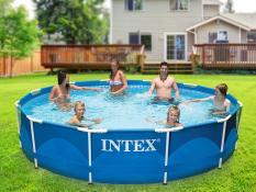 INTEX Ø 366x76см