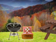 Barbecue Caldeira 34cm