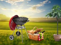 Barbecue Caldeira 43cm