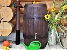 WATER STORAGE & RAIN BARRELS