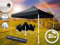 3x3 m MASTER tent STEEL330 PVC