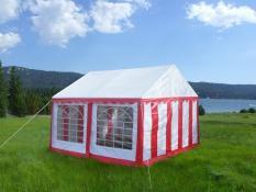 4 x 4 m PVC Party Tent