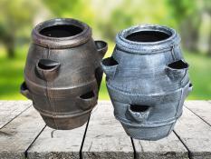 Flower pots CASCADE