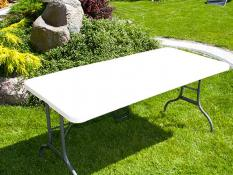 Folding table PARTY 123 cm