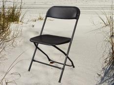 Portable folding chair SINISTRO