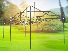 3x4,5 m Steel Frame HEXDL345