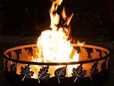 Campfires, Fire pits & Fireplace