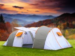 10-vietīga telts Alto