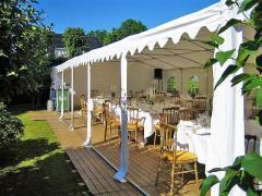 5 x 10 m Pavillon PVC