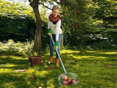 Augļu un ābolu kolektors
