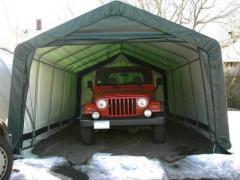 Гараж CarPort 3,8x6,1 м