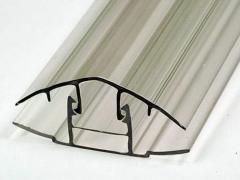 Polikarbonāta profils HCP 4-10 mm