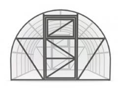 3x8 m CLASSICO karkass