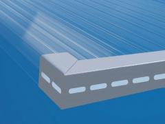 Вентиляционная лента ALU 25ммx33м