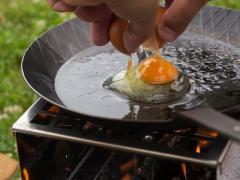 Кованая сковорода Ø 24 см