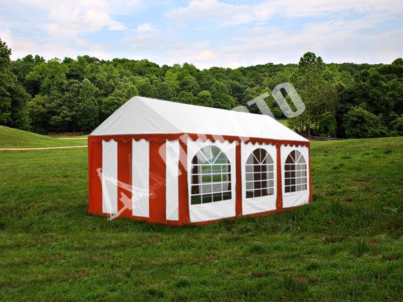 Pvc Party Tents 4x6 M For Garden And Outdoor Events