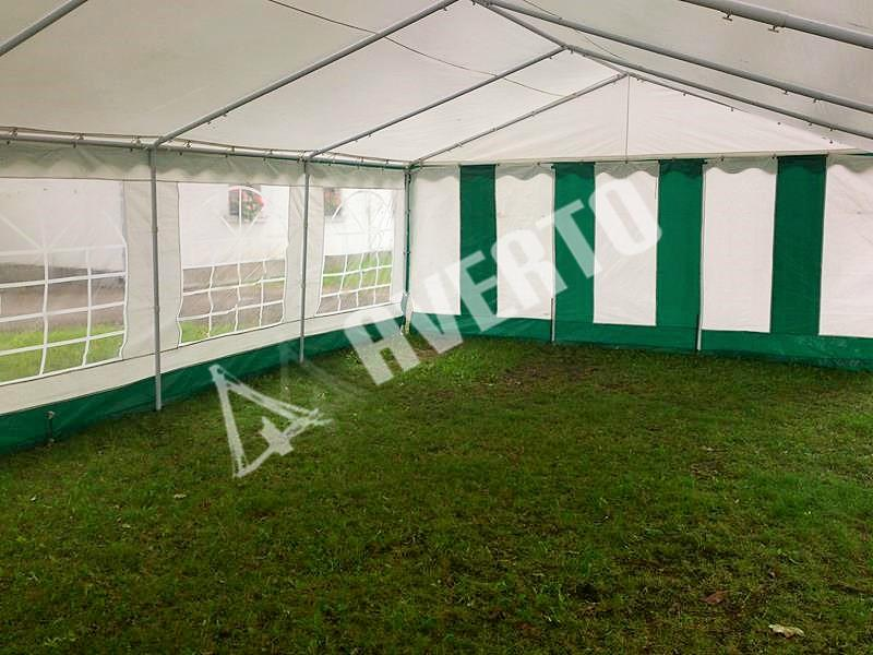 Pvc Party Tents 5x10 M For Celebrating Outdoors