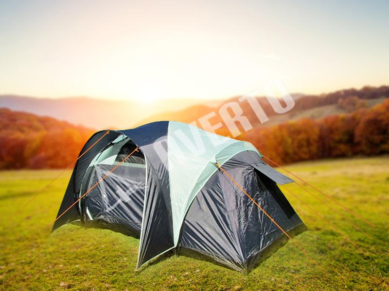 & 6-person Tent Northwest