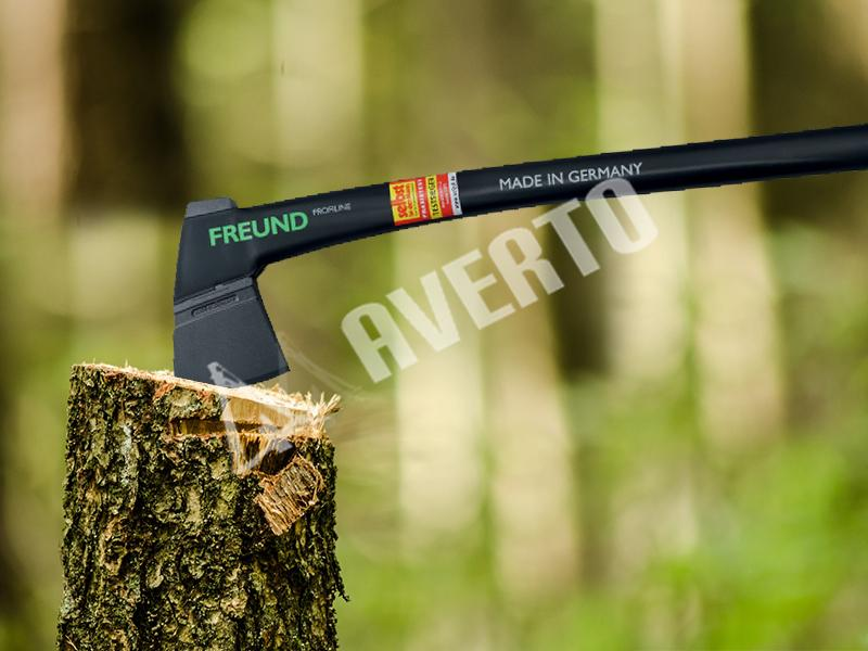 Universal axe for gardening and forestry freund victoria 916 for Gardening tools victoria