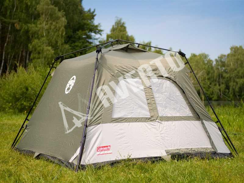 ... coleman-instant-tourer-4-7 ... & The Coleman® Instant Tent™ - the tent is up in 1 minute