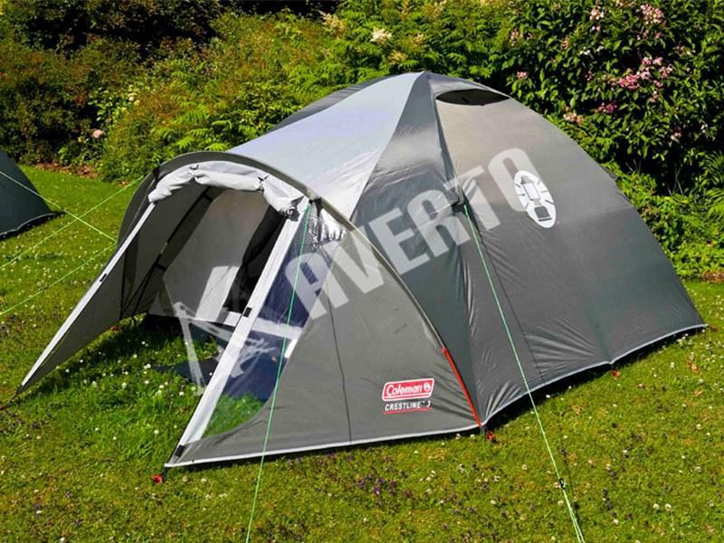 Coleman Crestline 3 Tent For 3 People