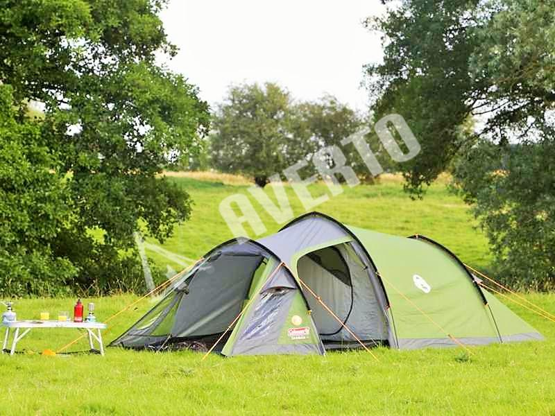 ... coleman-tasman-4-16 & Weekend Camping Tent Coleman® Tasman 4
