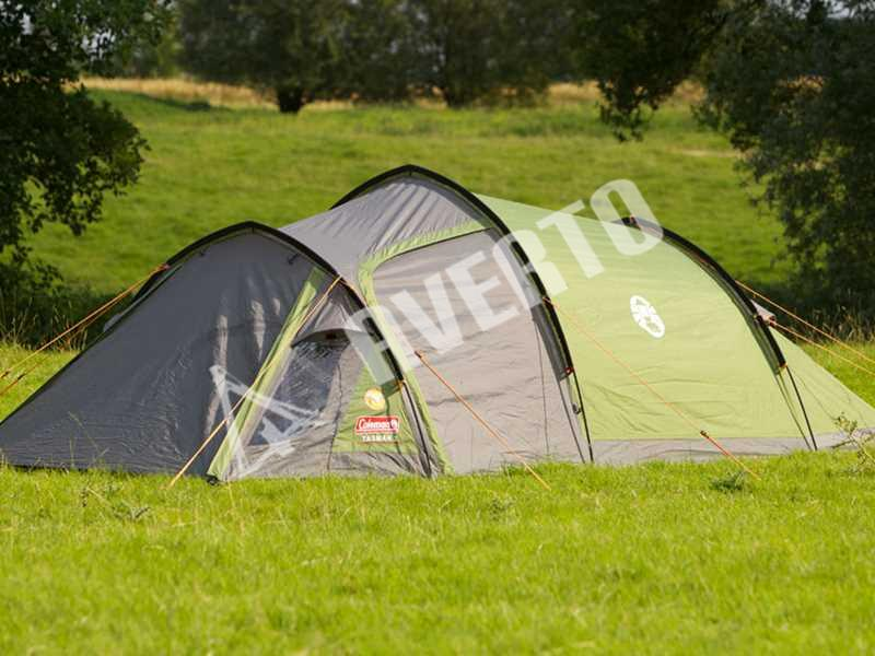 ... coleman-tasman-4-4 ... & Weekend Camping Tent Coleman® Tasman 4