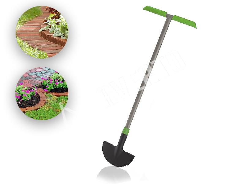Lawn care manual lawn edger freund victoria for Gardening tools victoria