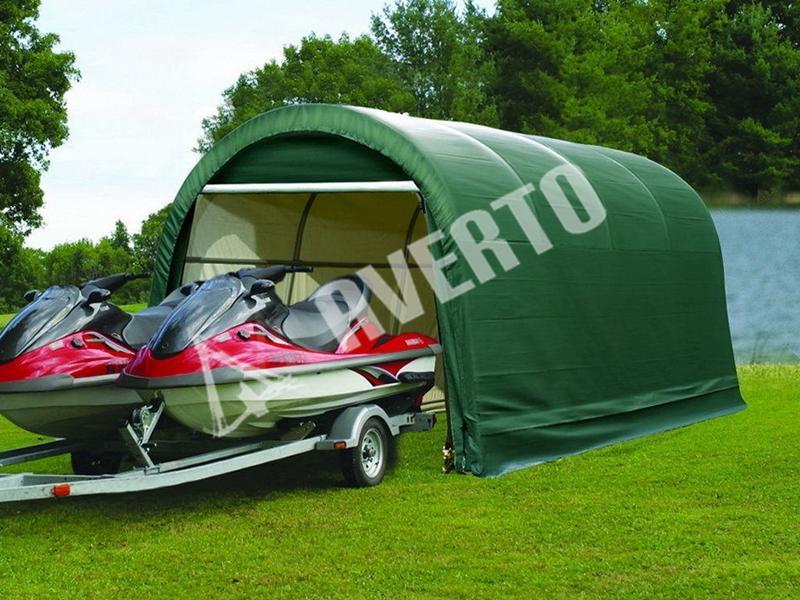 Shelterlogic Foliengarage 300 X 610 Cm Averto