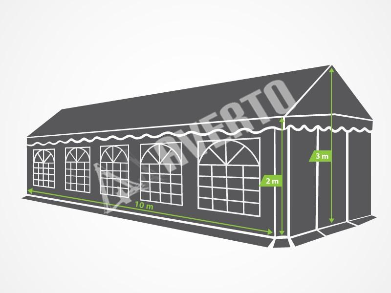 ... 5-x-10-m-pe-party-tent-2 ...  sc 1 st  Averto & PE canopies 5x10 m for celebrating birthdays outdoors