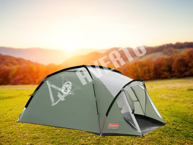 Coleman Crestline™ 3 & Coleman - constructed for todayu0027s adventurer!
